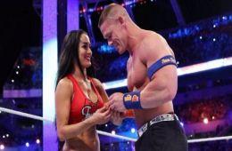 Un nuevo episodio en el culebrón John Cena y Nikki Bella
