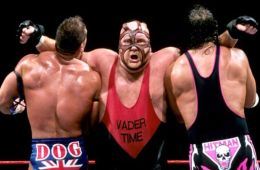 WWE Vader leyenda
