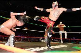 Atención Resultados de la función del CMLL del 8 de Junio