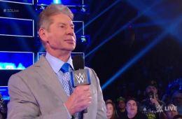 Vince McMahon regresa a SmackDown Live