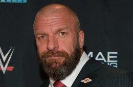 WWE 205 Live Triple H (2)