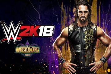 WWE 2K18 Edición Wrestlemania