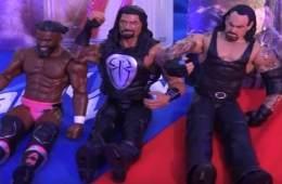 WWE Mattel Sorteo