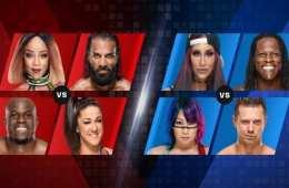 WWE Mixed Match Challenge 11 de Diciembre (Cobertura y resultados en directo)