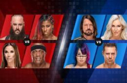 WWE Mixed Match Challenge 13 de noviembre (Cobertura y resultados en directo)