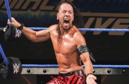 Shinsuke Nakamura WWE Noticias