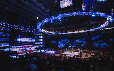 WWE Edmonton