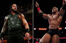 WWE RAW 16 julio