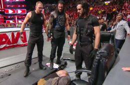 WWE RAW 20 agosto