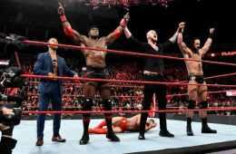 WWE RAW 26 de noviembre (cobertura y resultados en directo)