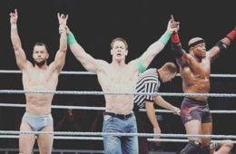 WWE Shangai John Cena