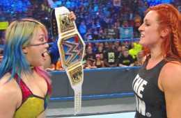 WWE Smackdown Live 8 de Enero (Cobertura y resultados en directo)