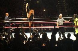 WWE Smackdown Raleigh
