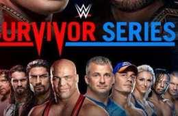 WWE Survivor Series 2017 live