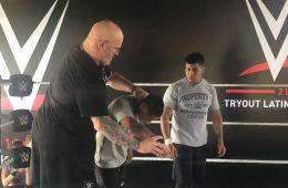 WWE Tryout Latinoamerica