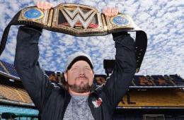 WWE live argentina detras de escena