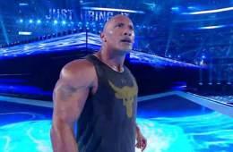 WWE estaría intentando contratar a The Rock para múltiples apariciones