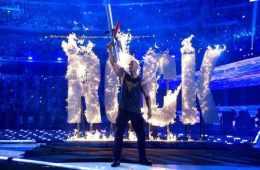 WWE promociona el regreso de The Rock en Smackdown 1000