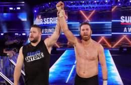 WWE tendría grandes planes para Kevin Owens y Sami Zayn de cara a Wrestlemania