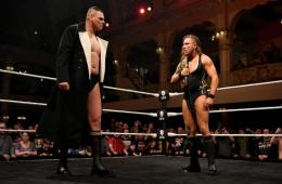 Walter debuta en NXT UK Takeover Blackpool después de que Pete Dunne retenga el campeonato