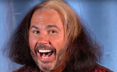 WWE noticias woken matt hardy