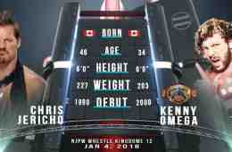 Resultados Wrestle Kingdom 12 en vivo