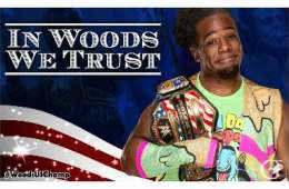Xavier Woods USA Champion