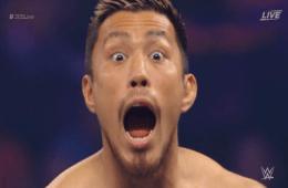 Akira Tozawa WWE Noticias