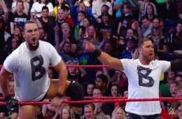 nuevo Tag Team en WWE RAW