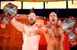 Summerslam campeonato tag team RAW SummerSlam