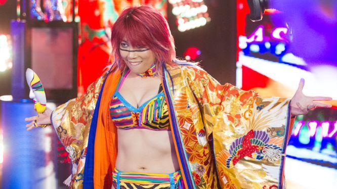 Asuka NXT