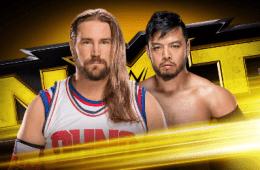 Previa de WWE NXT del 26 de julio