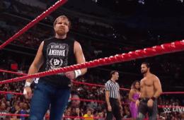 The Shield en el WWE Raw pasado