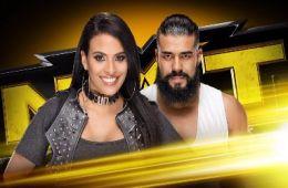 Andrade Cien Almas podría recibir un push en NXT