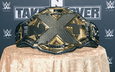 NXT título femenino