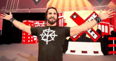 Seth Rollins WWE Noticias