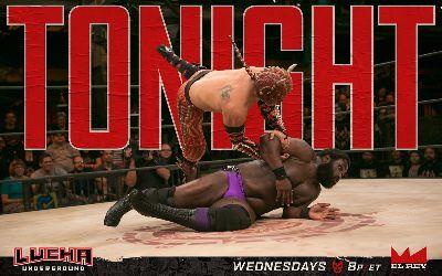 Resultados de Lucha Underground del 6 de septiembre