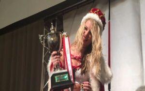 Toni Storm ganadora del 5STAR GP de Stardom