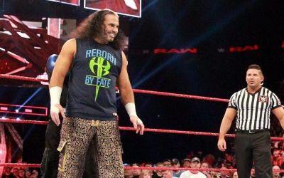 WWE Noticias: Matt Hardy habla de GFW