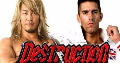 Resultados de New Japan Pro Wrestling