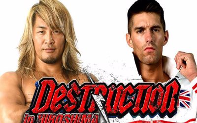 Resultados de New Japan Pro Wrestling