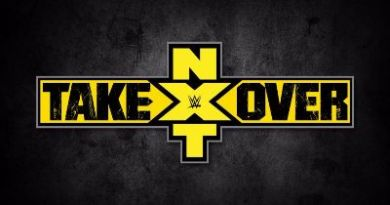 Posible Cartelera del NXT Takeover Houston