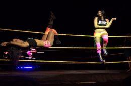 Resultados del live show de NXT en Lowell
