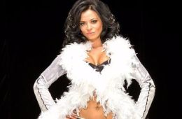 Candice Michelle vuelve a los rings