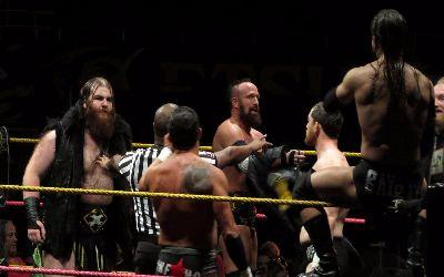 Resultados del show de NXT en Johnson City