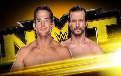NXT 8 de noviembre