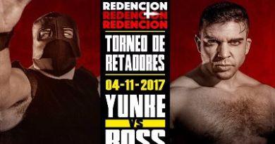 """Crónica del evento de Triple W """"Redención"""""""