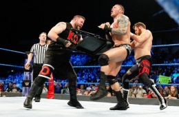 WWE Smackdown Live 9 de enero