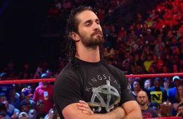 Seth Rollins WWE Universal