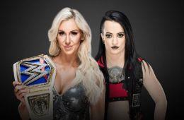 Charlotte Flair vs Ruby Riott en Fastlane